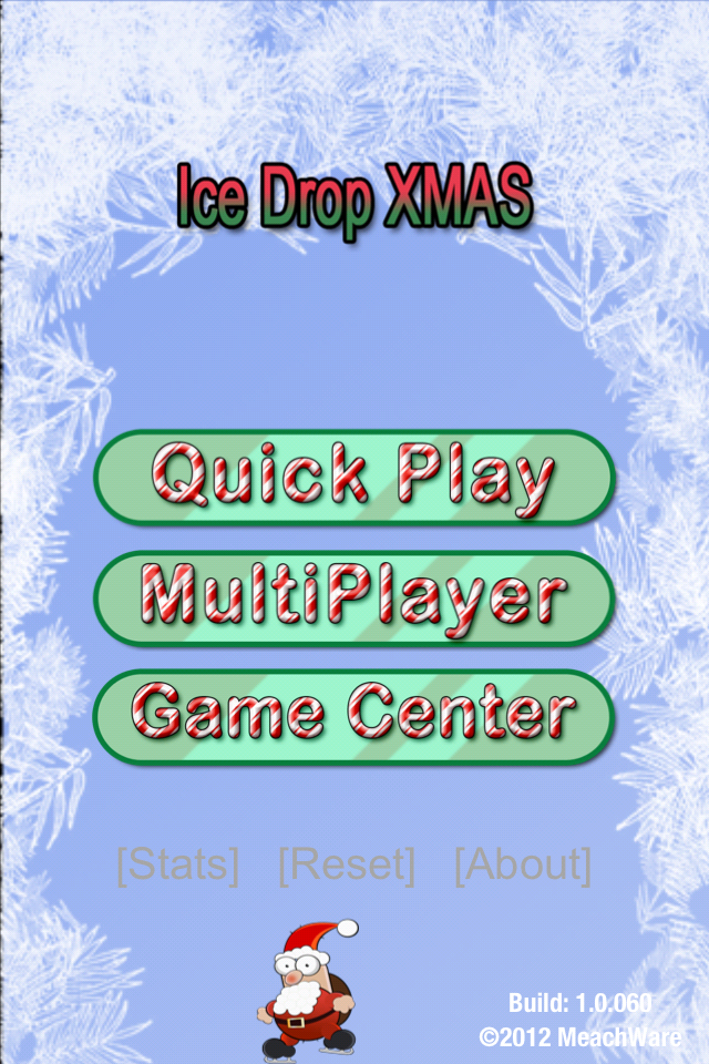 Screenshot Ice Drop XMAS